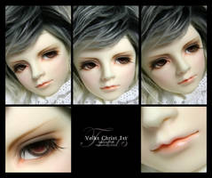 Face-up: Volks Christ 1st by tr3is