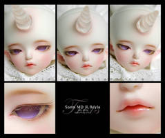 Face-up : Soom MD R.Beyla by tr3is