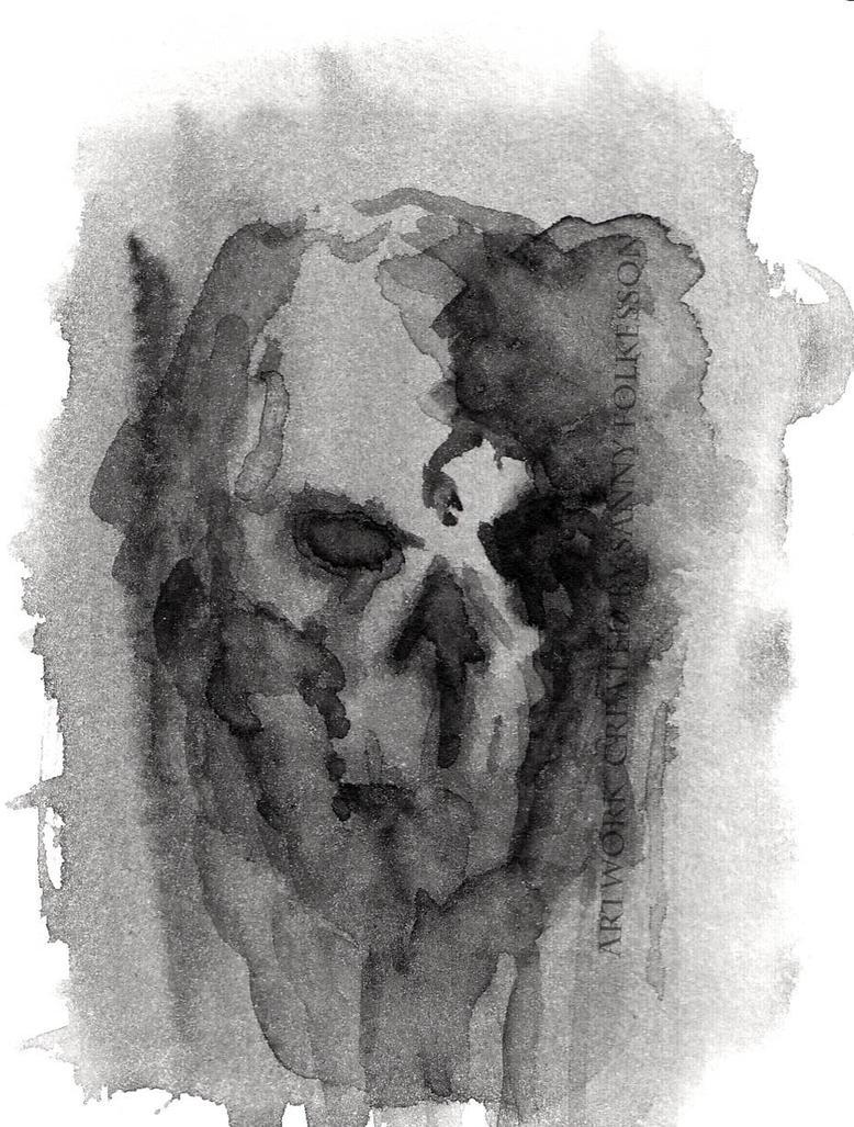 Waterskull by SannyF