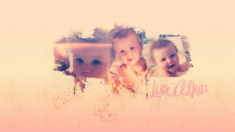 Wallpaper Lux Atkin by LuLaaEDITION