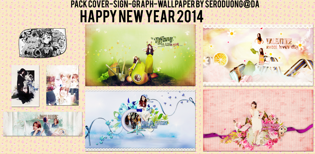 Happy new year 2014 by SeroDuong