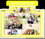 Mega PSD by SeroDuong - Happy SNSD 7th Anniversary