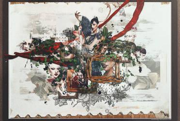 [PSD] [The Market #1] Lan Khue by SeroDuong
