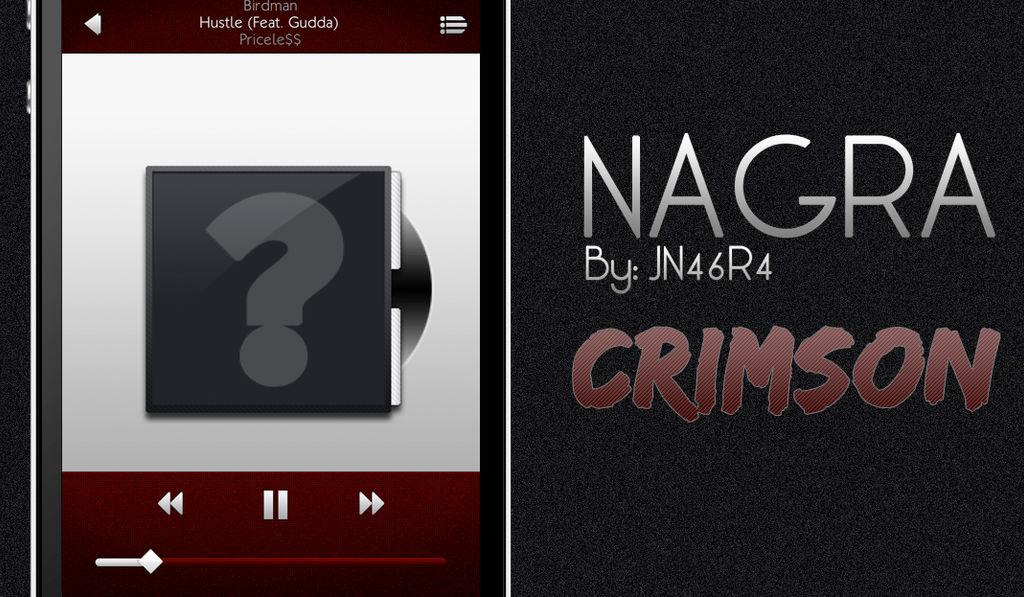 NAGRA Musicplayer- Crimson by JN46R4 on DeviantArt