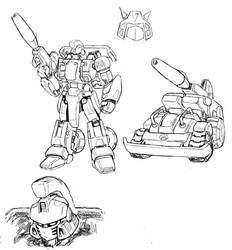 Transformers-like concept