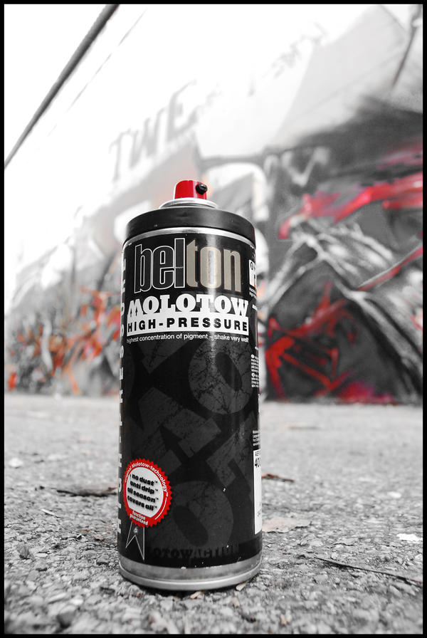 belton molotow cans by RUCgost