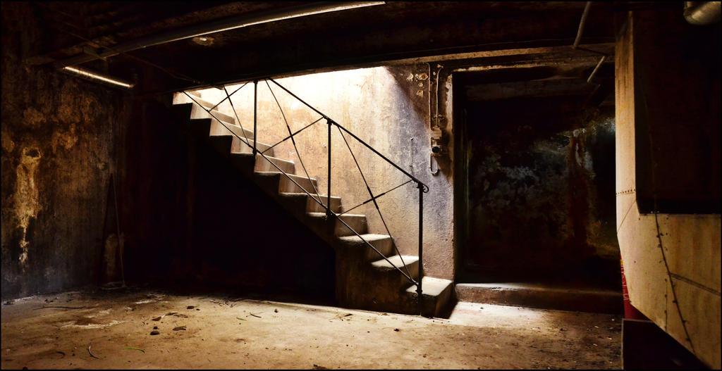 boiler room by RUCgost