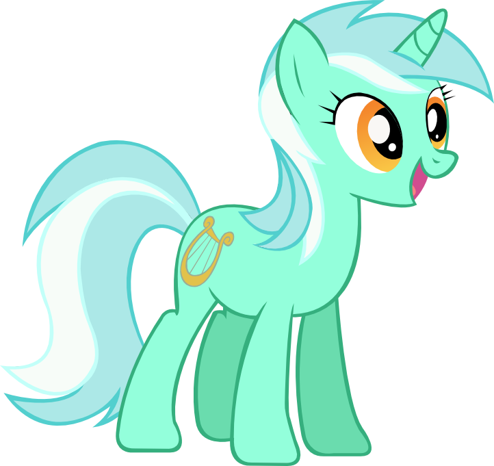 Lyra Sitting Vector Lyra Heartstrin...