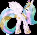 Crystal Princess Celestia