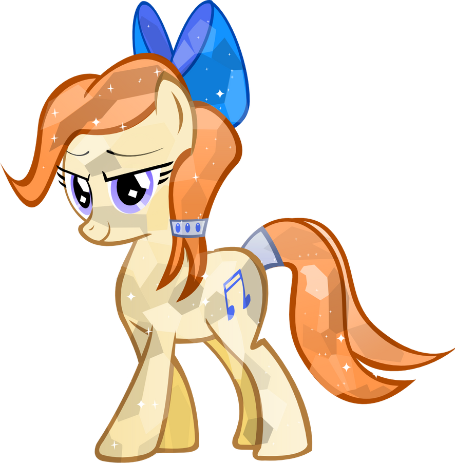 Crystal Twinky by Vector-Brony
