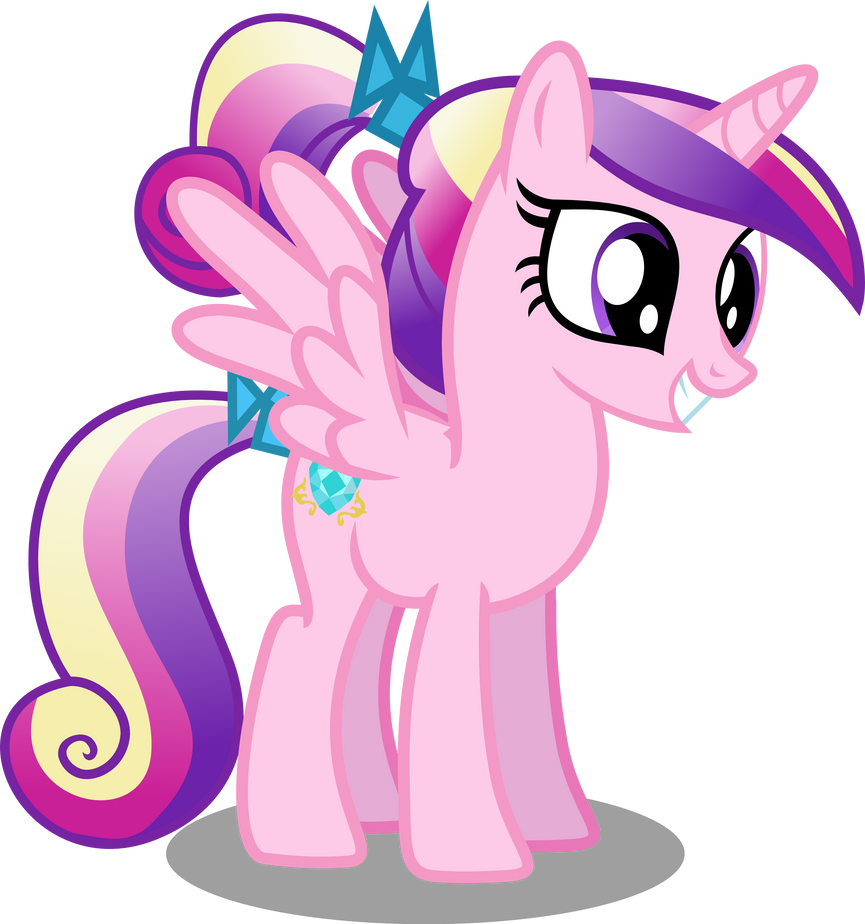 Teenage Princess Cadence By Vector Brony On DeviantArt