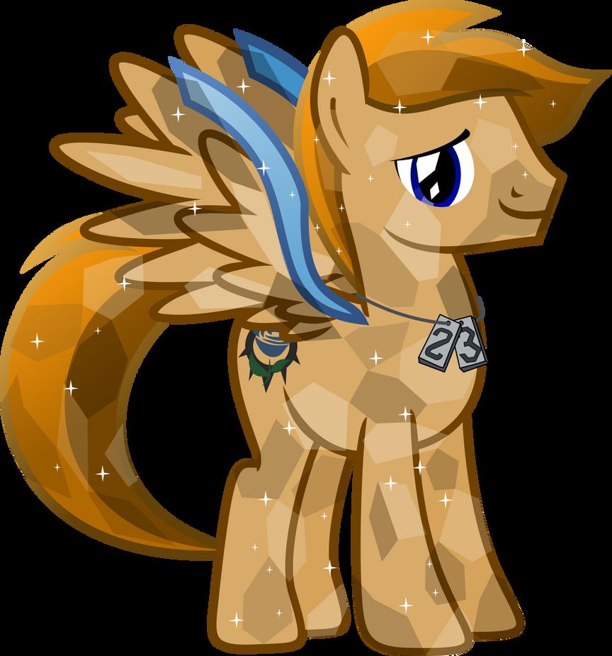 Jason OC Pony by VectorBrony on DeviantArt