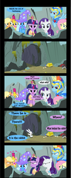 One mean Bunny by Vector-Brony