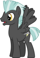 Thunderlane by Vector-Brony
