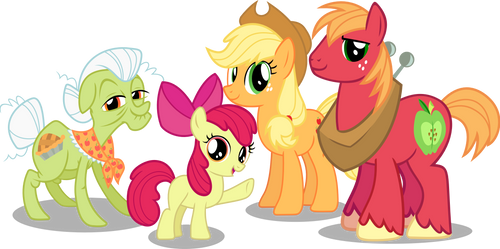 The Apple Family
