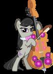 Octavia and the Cello cannon