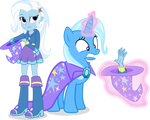 Trixie and Trixie