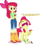 Applebloom and Applebloom