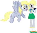 Derpy and Derpy