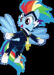 The Zap (aka Rainbow Dash)