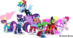 The Power ponies and Humdrum