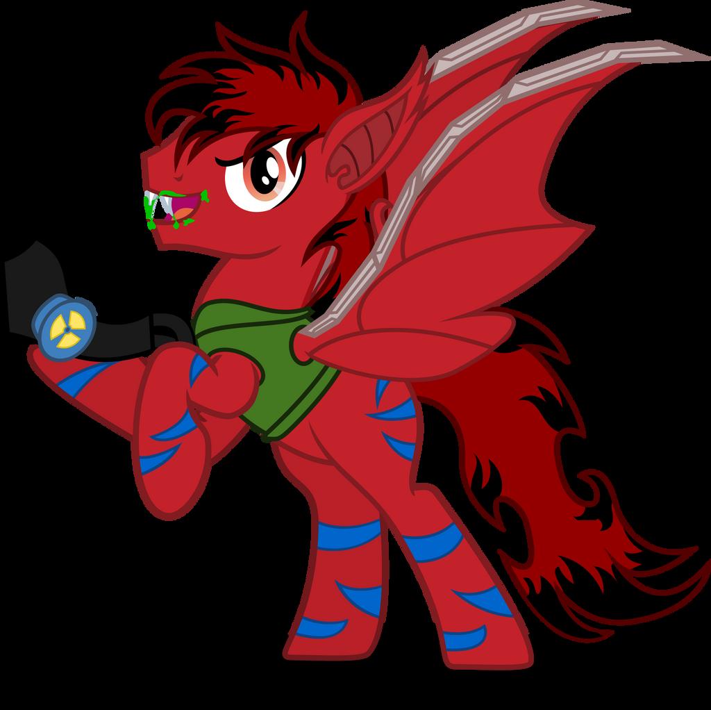 Libra Bat pony by Vector-Brony on DeviantArt