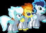 Wonderbolt relay team