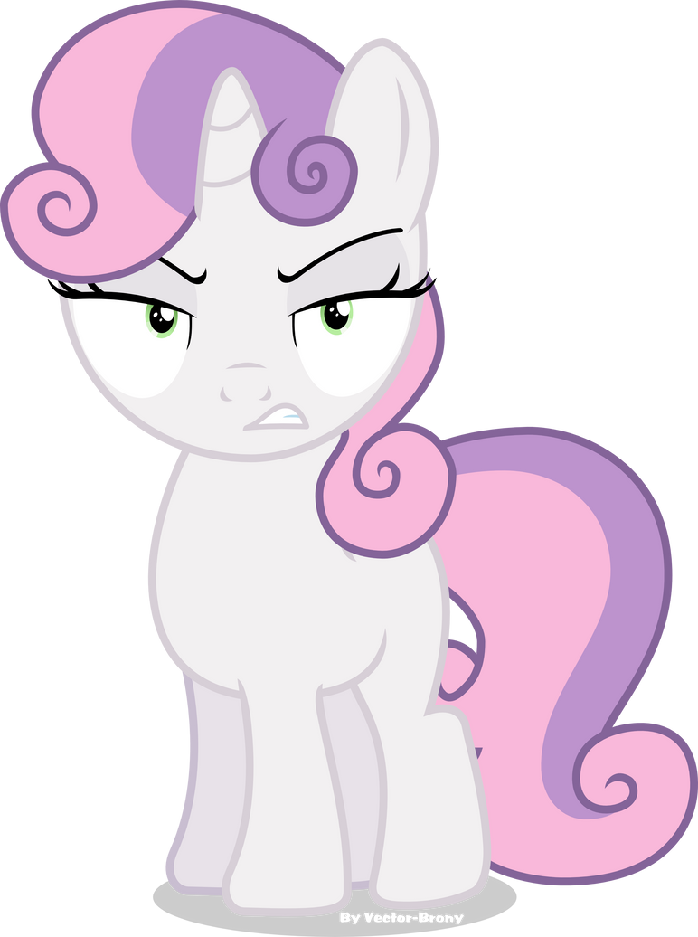 My Little Pony Sweetie Belle And Spike