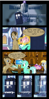 Doctor whooves Shadow fall part 9