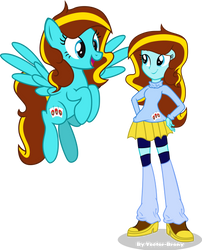 KP and KP by Vector-Brony