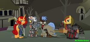 Fallout Equestria Team AnY