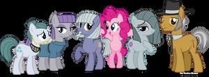 Pinkie Pie's Family revised