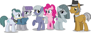 Pinkie Pie's Family revised
