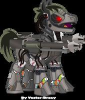 deus ex machina (Project Horizons) by Vector-Brony
