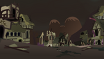 Ponyville Wasteland (fallout Equestria)