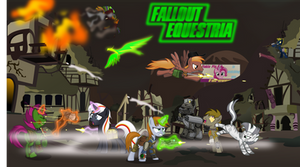 Fallout Equestria by Vector-Brony