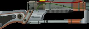 Aer-14 Prototype (Leo-Rifle) (Project Horizons)