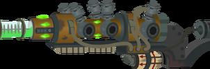 Plasma rifle (Fallout Equestria)