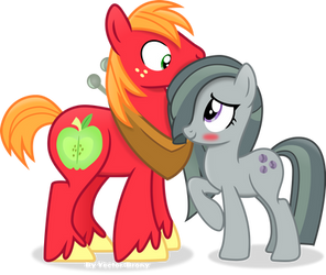 Big Mac and Marble Pie