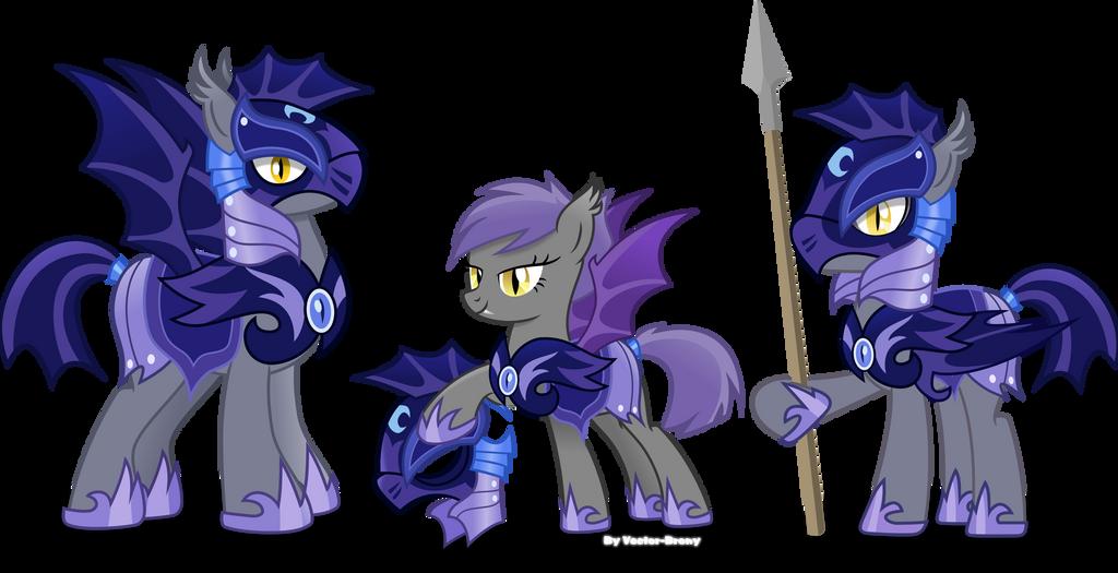 Nightmare moon's Guard