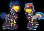 Crystal war Shadowbolt varient