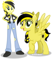 Epic V and Epic V by Vector-Brony