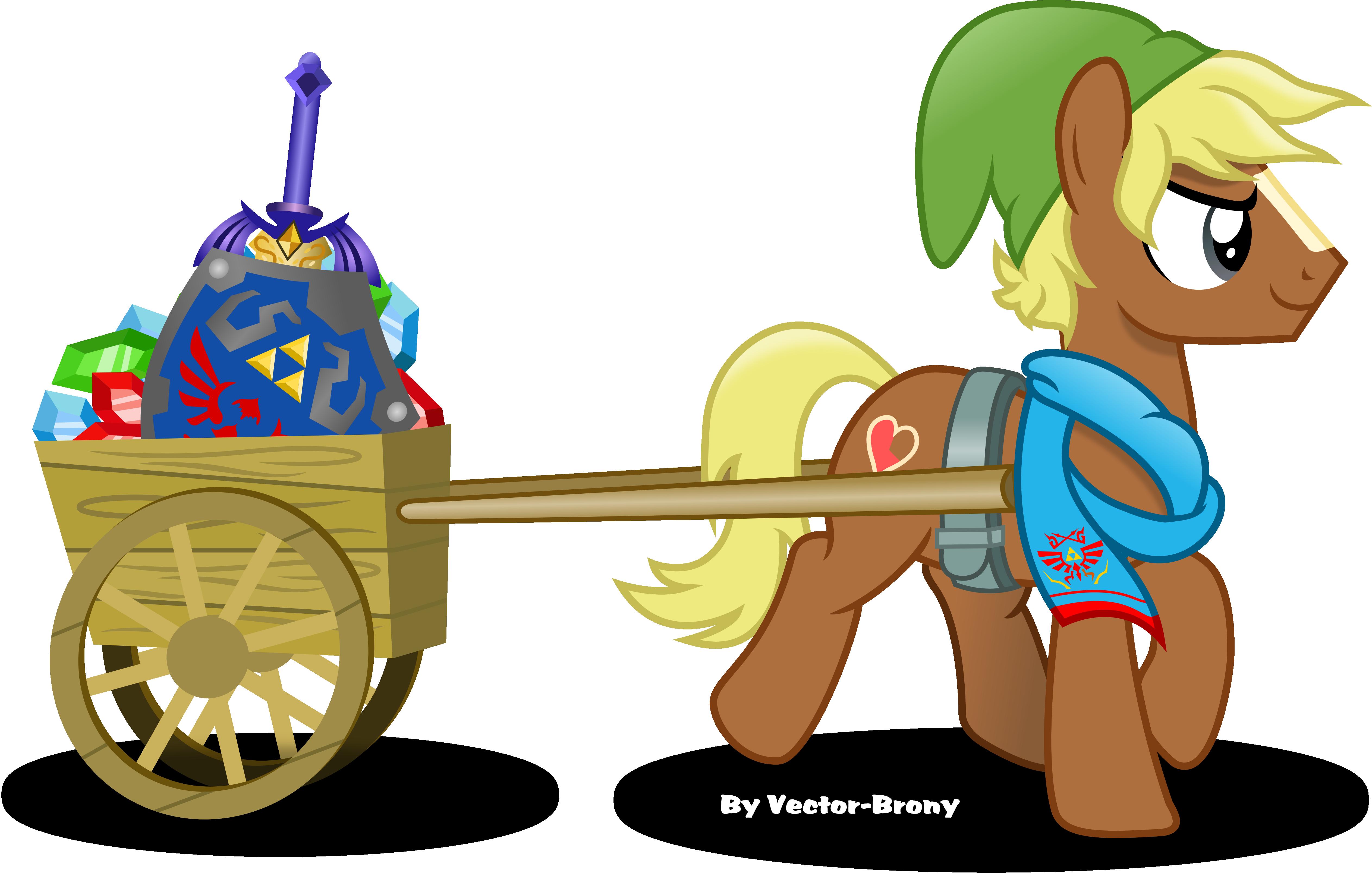 Background Ponies on My-Little-vectors - DeviantArt