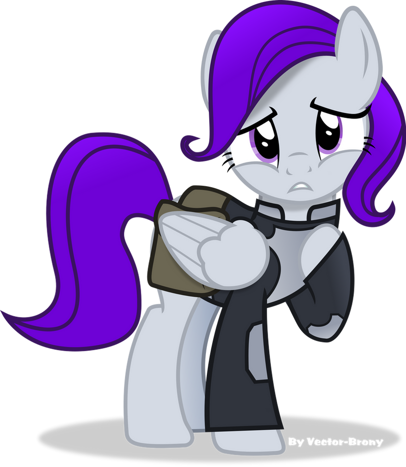 Glory looking cute by Vector-Brony