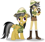 Daring Do and Daring Do