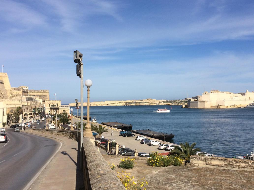 Valletta by Vector-Brony