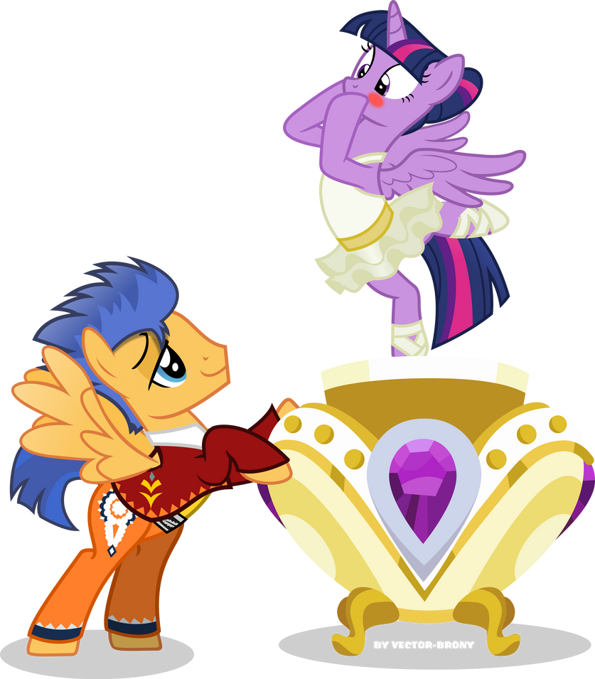 Doll on a music box by Vector-Brony
