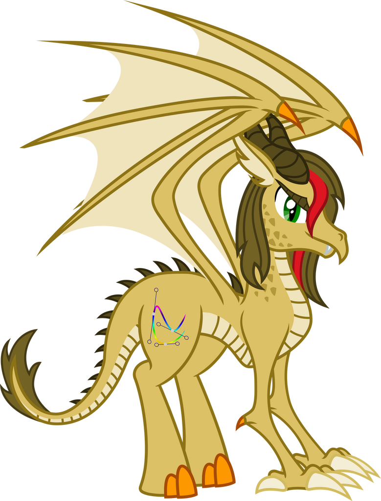 Vector-Brony new look mk2 by Vector-Brony