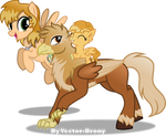 Darkhorse and family