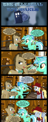 The Celestial Toy-maker part 1 by Vector-Brony